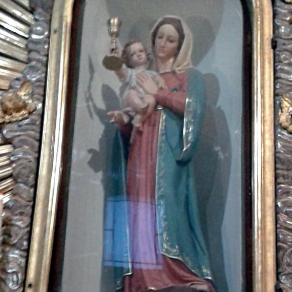 Mariji, Majci Predragocjene Krvi