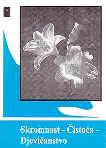 Skromnost, čistoća, djevičanstvo – knjižica
