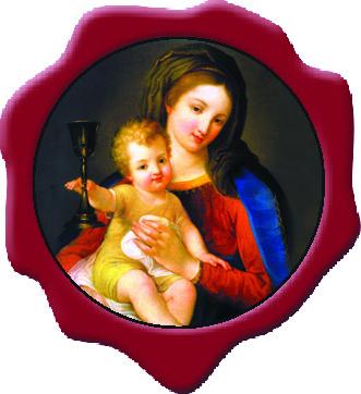 Marija, Majka Predragocjene Krvi