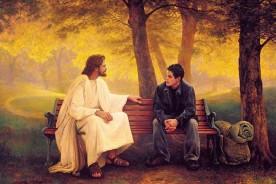 Kako je dobar razgovor s Gospodinom