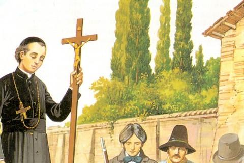 Na današnji dan: ROĐENDAN sv. Gašpara del Bufalo