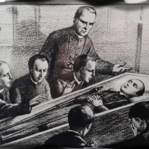 Na današnji dan umro je sv. Gašpar, 29. prosinca 1837.