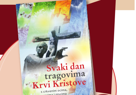 Knjiga: Svaki dan tragovina Krvi Kristove