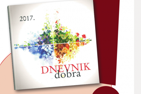 Knjižica: Dnevnik dobra 2017.