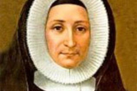 Emisija Zajednice Krvi Kristove: sv. Marija De Mattias