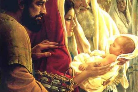 Posvetimo, prikažimo Bogu naše bližnje i naše stvari!