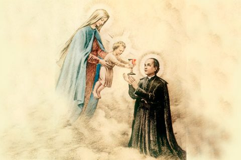 Na današnji dan: Osnutak Družbe Misionara Krvi Kristove (15.8.1815.)