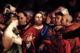 Isus dodiruje moju savjest