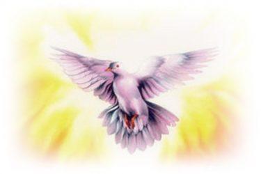 Duh Sveti izlazi iz Božjega Srca…