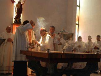 Posveta oltara