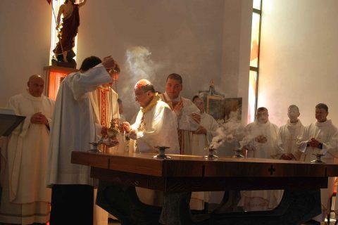 Posveta crkve Predragocjene Krvi Kristove, blagoslov 2. Misijske kuće te otvorenje Centra pomirenja Predragocjene Krvi Kristove