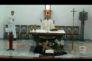 Sv. Misa i krunica Krvi Kristove iz Centra pomirenja
