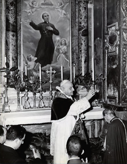 Papa Ivan XXIII. o Predragocjenoj Krvi Kristovoj