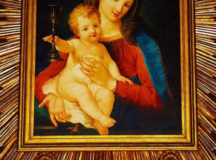 Velika Gospa – dan osnutka Misionara Krvi Kristove (1815.)