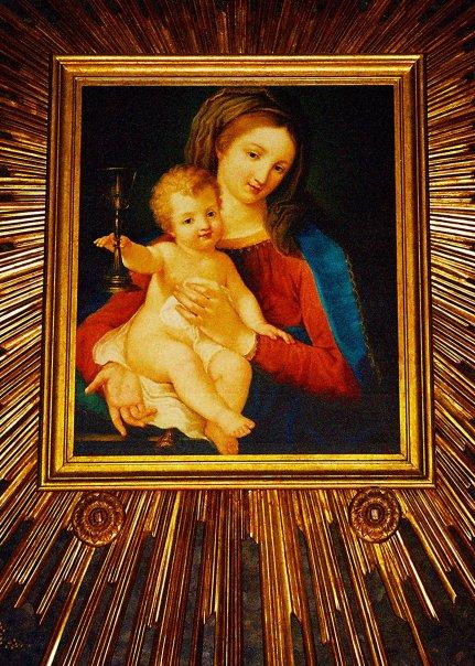 Djevica Marija i duhovnost Krvi Kristove