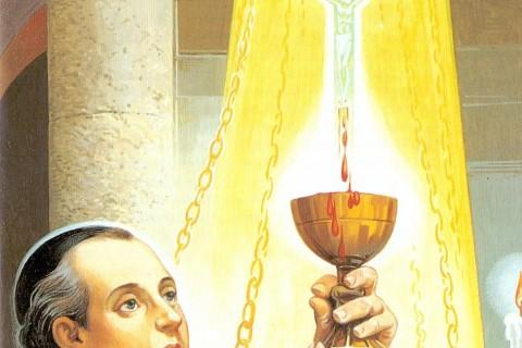O, PREDRAGOCJENA KRVI KRISTOVA