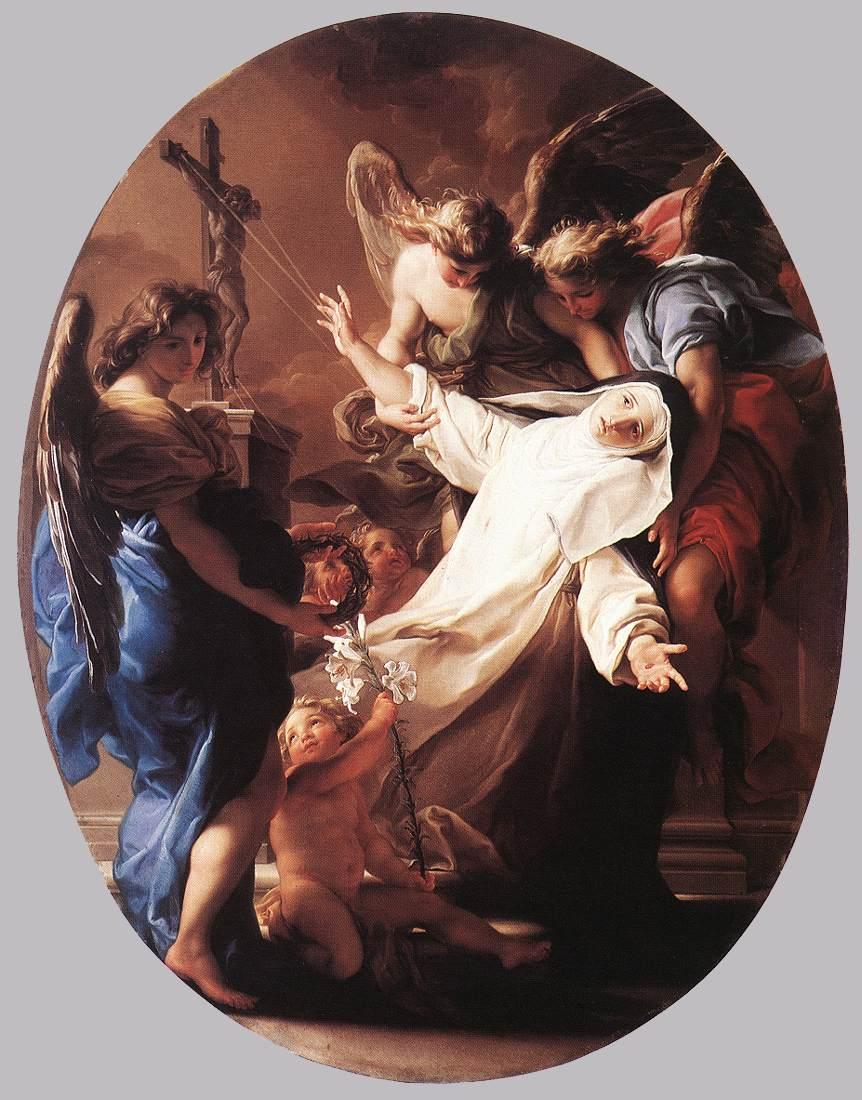 Sv. Katarina Sijenska – zaštitnica ZKK