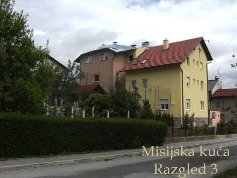 Družba misionara Krvi Kristove u Hrvatskoj – povijest