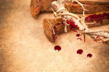 sv. Gašpar o muci Isusa Krista