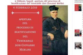 Beatifikacija sluge Božjega Ivana Merlinija, Misionara Krvi Kristove!