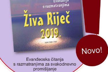 Živa riječ 2019.