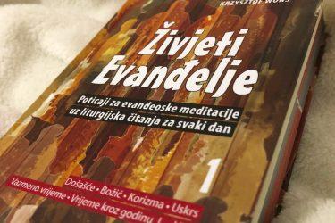 """Knjiga """"Živjeti Evanđelje"""" 1"""