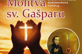 Molitva sv. Gašparu za zaštitu u vrijeme koronavirusa