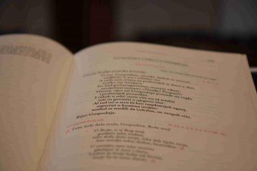 Odgoda duhovnih vježbi Lectio divina, 15.-17.05.2020.