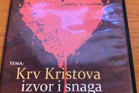 DVD – Krv Kristova izvor i snaga pomirenja