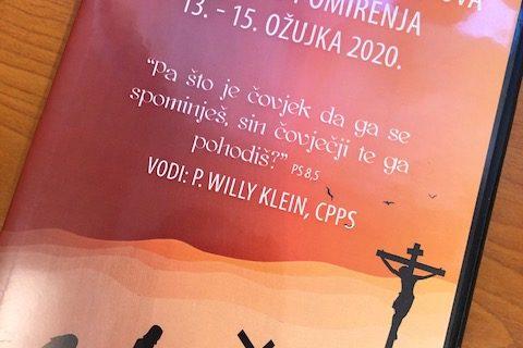 DVD – Korizmena duhovna obnova u Centru pomirenja