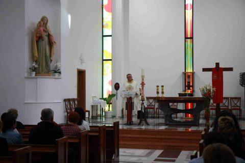 Uobičajeni molitveni program sa 21. prebačen na 22. svibanj