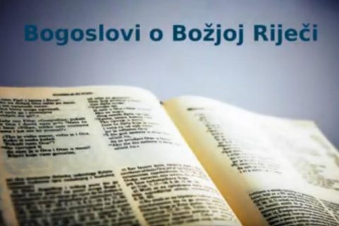 """""""Danas biram blagoslov, jedinstvo i ljubav"""" – promišljanja naših bogoslova"""